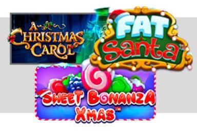Three Fun Christmas-Themed Slot Games You Must Play