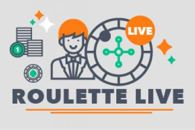 Live Roulette: Play roulette at a live casino from the comfort of your couch!