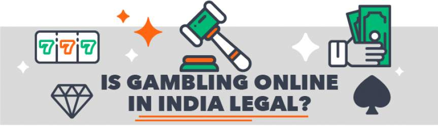 Is gambling online in India legal?