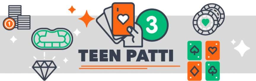 online casino Teen patti